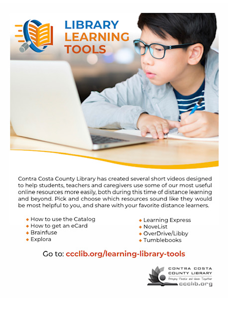 Library Learning Tools
